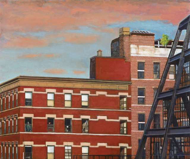 , 'Hopper Highline,' , Paraphé