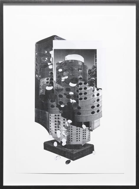 , 'Karte,' 2015, Galerie Kandlhofer