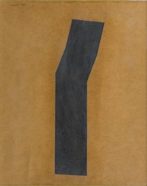 Radomir Damnjonoviæ-Damnjan, 'Drawing', 1968, ArtRite