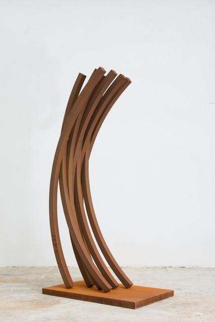 , '86.5º Arc x 8,' 2015, Galería Cayón