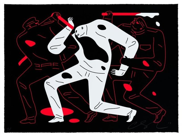 Cleon Peterson, 'The Disappeared', 2019, AYNAC Gallery