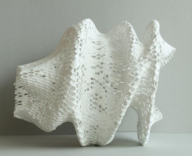 , 'Netspace 1,' 2017, Galerie La Ligne