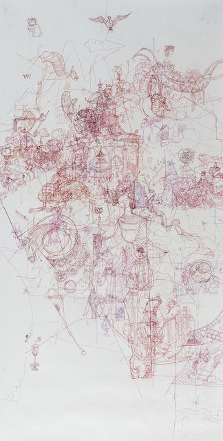 Yuan Wu Zheng  郑元无, 'YMT', 2018, White Space Art Asia