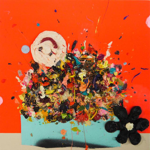 , 'Exploding Hippie,' 2017, Fabien Castanier Gallery