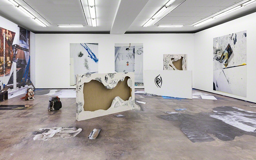 Peles Empire, installation view, Wentrup, Berlin, Germany, 2016