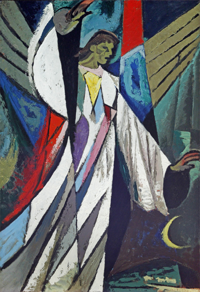 , 'THE ANGEL,' 1951, Roberts Gallery Ltd.