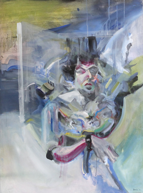 , 'Self portrait,' 2016, Arte Berri