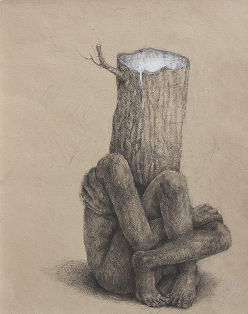 , 'bark,' 2019, Galerie Gans