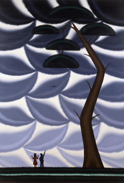 , 'Bonsai #5, Literati (Bunjing),' 1997, Kavi Gupta