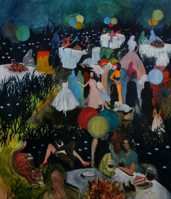 , 'The Wedding Party,' , Bau-Xi Gallery