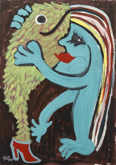 , 'Venus and Fish No. 6,' 2009, Gallery Isabelle van den Eynde