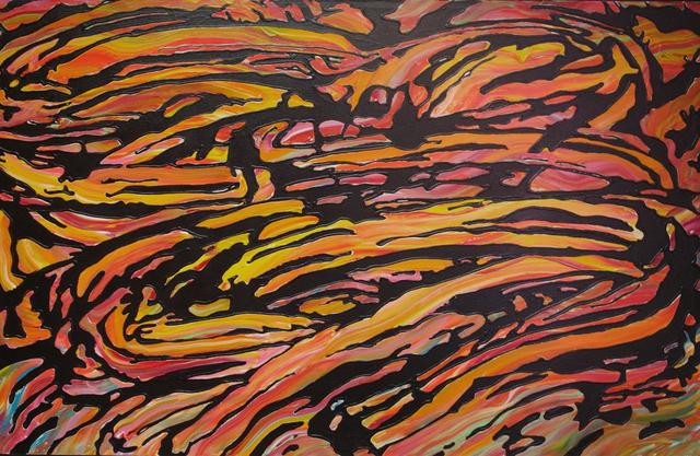 , 'Aurore Orange,' , Cosner Art Gallery