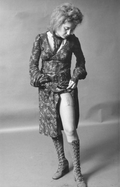 , 'Tattoo II,' 1972, Richard Saltoun