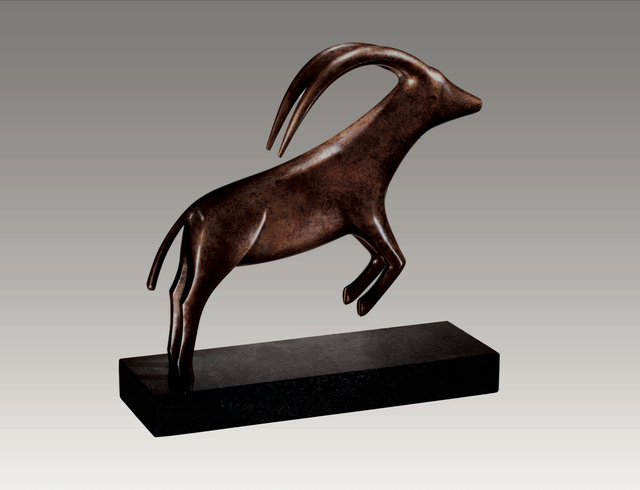 , 'Sable Antelope,' , Robert Hooke Sculpture Gallery