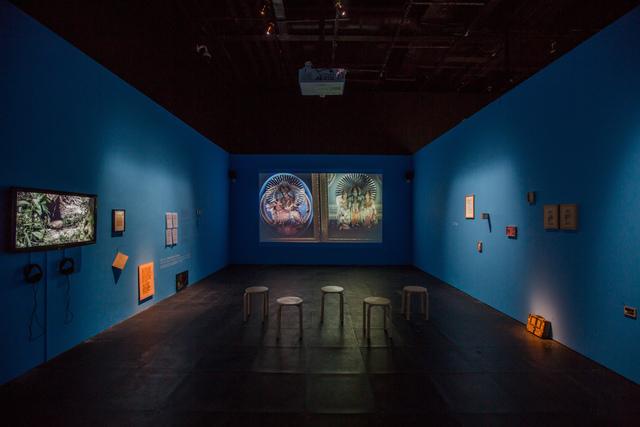, 'The Kris Project,' 2016, Singapore Art Museum (SAM)