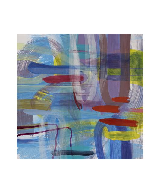, 'Blues I,' , Chicago Art Source