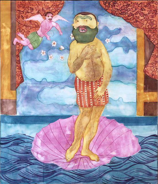 Orkideh Torabi, 'That Moment!', 2018, Richard Heller Gallery