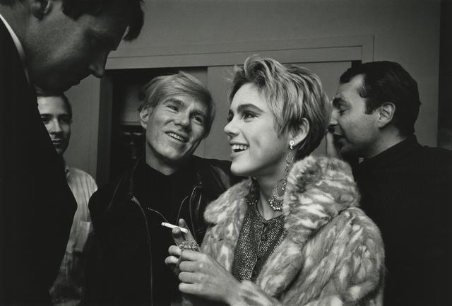 , 'Andy Loves Edie, New York,' 1965, Howard Greenberg Gallery