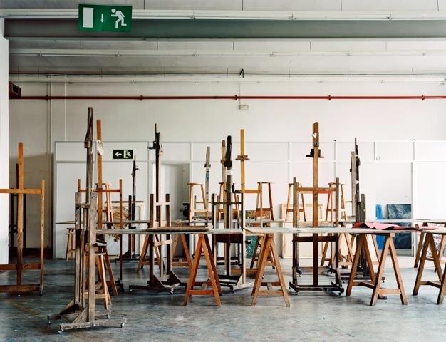 , 'Painting I Barcelona,' 2010, Tristan Hoare