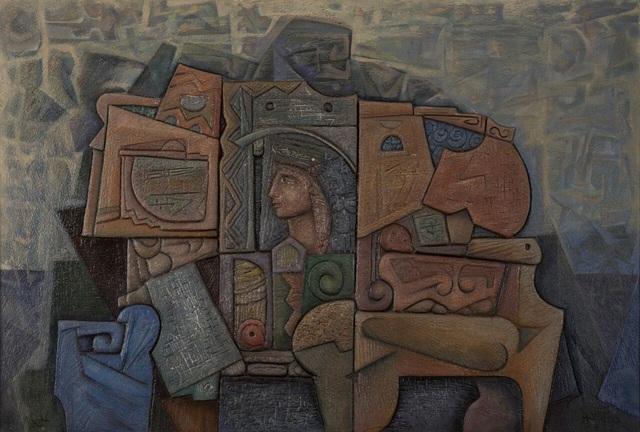 , 'Untitled,' , UBUNTU Art Gallery