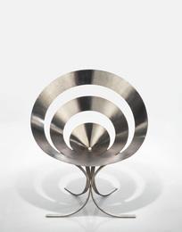 Maria Pergay, 'Ring Chair,' circa 1968, Sotheby's: Important Design