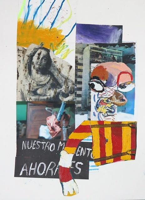 , 'Absurd city,' 2018, g.gallery