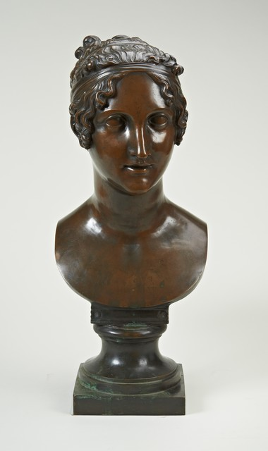 , 'A bust of Sappho,' ca. 1820, Robilant + Voena