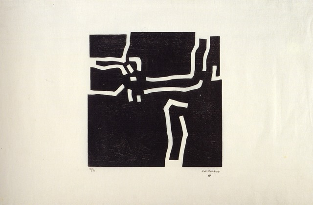 , 'Beltza I,' 1969, Galeria Joan Gaspar