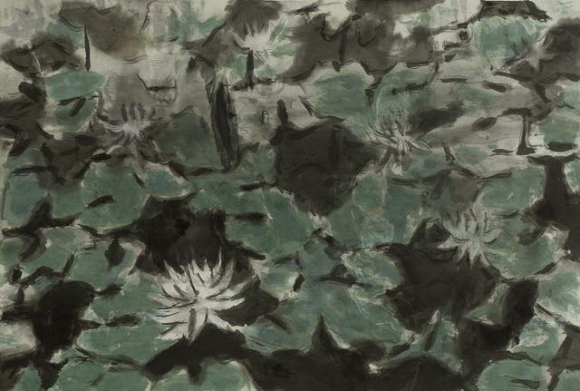 , 'Lotus 9,' 2011, Mind Set Art Center