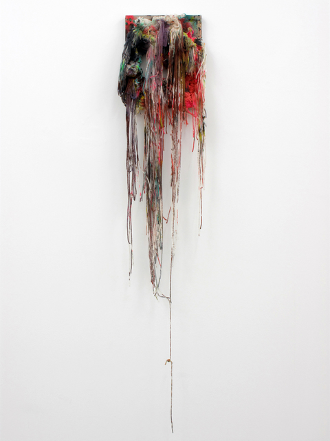 , 'Long Painting 13,' 2013, OTTO ZOO