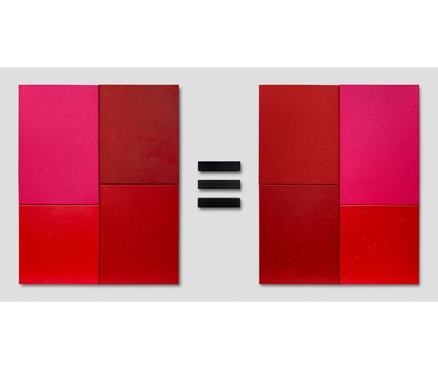 , 'Fragmentos equivalentes,' 2019, Herlitzka + Faria