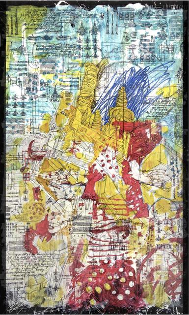 Waseem Marzouki, 'Firm - 2', 2018, Disruptive Canvas