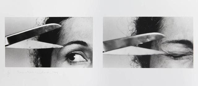 , 'X II Untitled from Vida Afora series - Photopoemaction,' 1974/2010, Galleria Raffaella Cortese