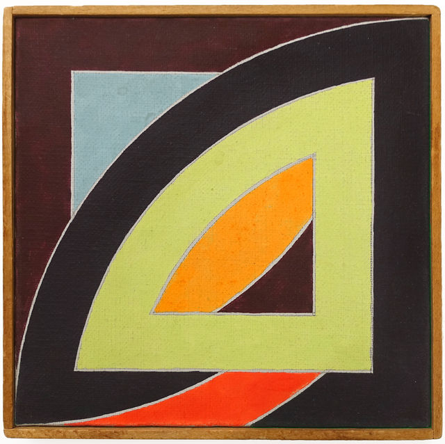 , 'Frank Stella River of Ponds 1969,' 1969, Hollis Taggart Galleries