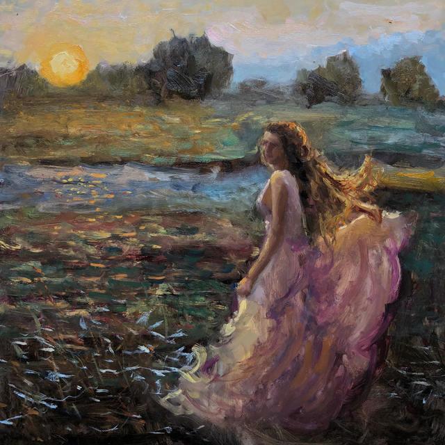 , 'Sunset Stroll,' 2018, Ro2 Art