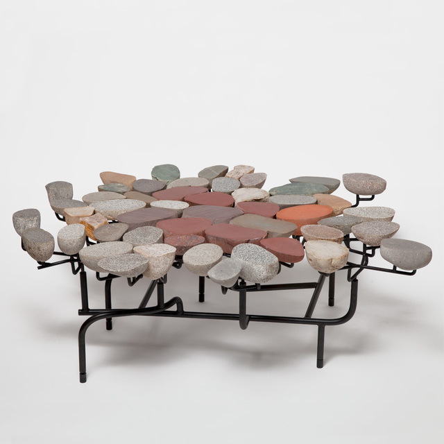 Chen Chen and Kai Williams, 'Geology Table 01', The Future Perfect