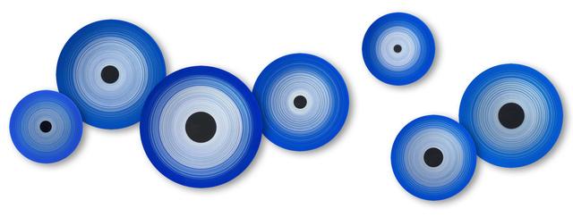 , 'Blue Noir Collection,' 2018, Christopher Martin Gallery