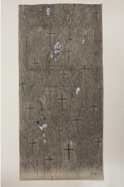 , 'Untitled,' 1991, Gandy Gallery