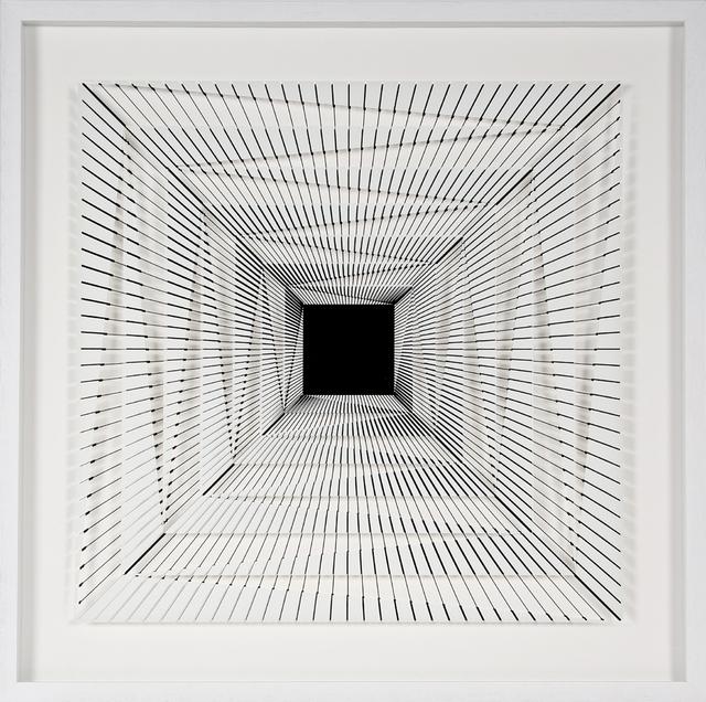 ", '""Komposition 655 B"",' 2017, Galerie-F"