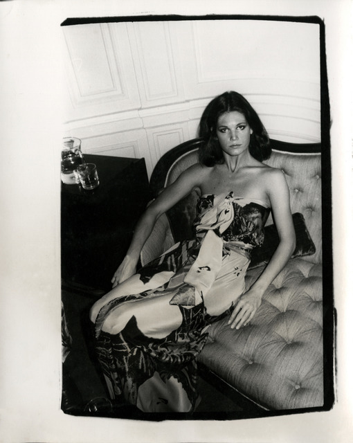 Andy Warhol, 'Andy Warhol, Photograph of Barbara Allen, circa 1978', ca. 1978, Hedges Projects