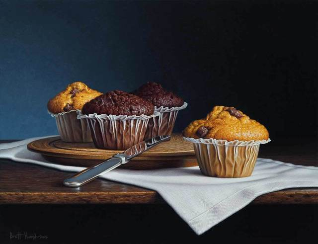 , 'Chocolate Chip Muffins,' 2018, Catto Gallery