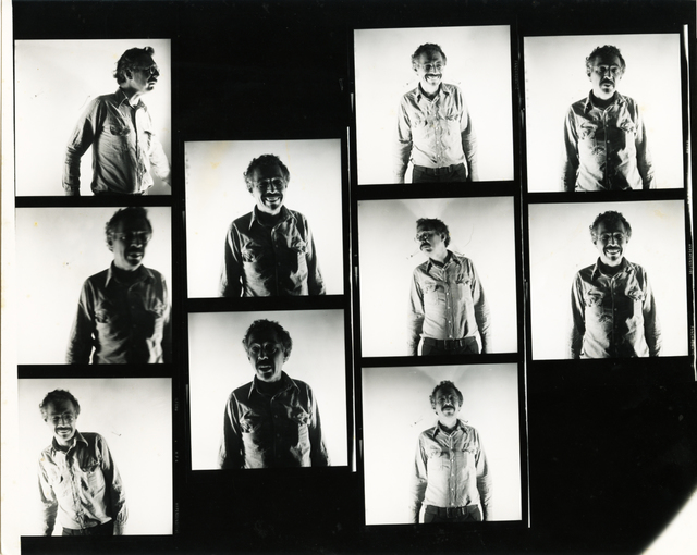 , 'Jim Harithas,' 2016, Deborah Colton Gallery
