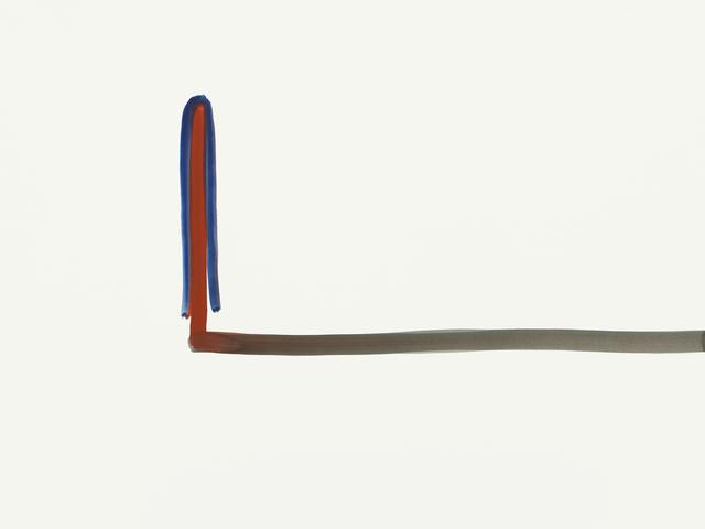 , 'O.T.,' 2012, Barbara Gross