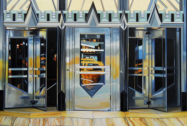 , 'Chrysler Entrance,' 2015, Sue Greenwood Fine Art