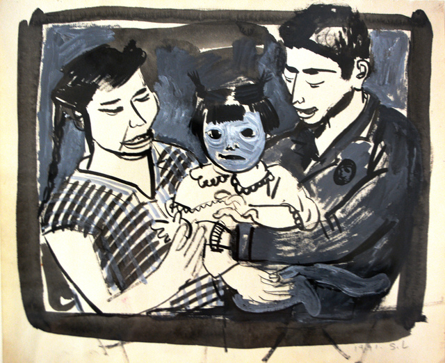 , 'Family,' 1991, Ethan Cohen New York