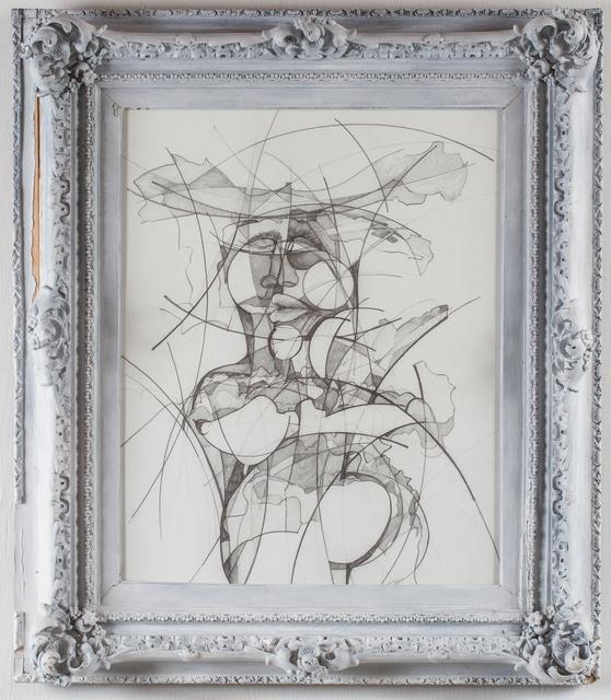 David Dew Bruner, 'Janus Woman #3', 2017, Carrie Haddad Gallery