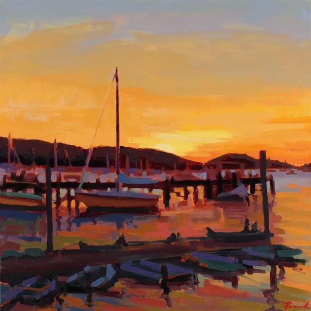 , 'Pier Set,' , LaMantia Fine Art Inc.