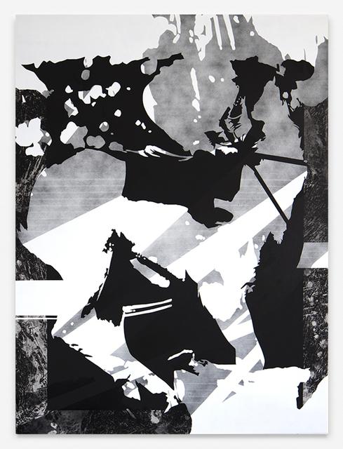 , 'Fury,' 2016, Galerie SOON
