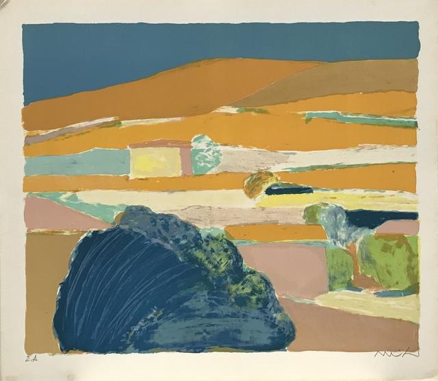Roger Muhl, 'Le paysage (Alpilles)', 1977, Artioli Findlay