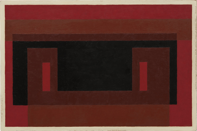 Josef Albers, 'After Nightfall,' 1948-1953, Phillips: 20th Century and Contemporary Art Day Sale (November 2016)